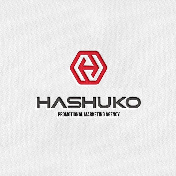 로고 + 명함   HASHUKO (하슈코)   라우드소싱 포트폴리오