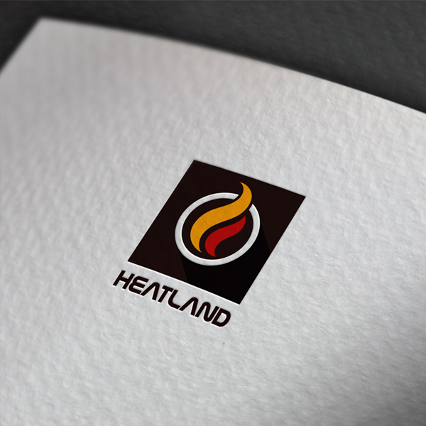 로고 디자인 | 전기난로 제품 브랜드 로... | 라우드소싱 포트폴리오