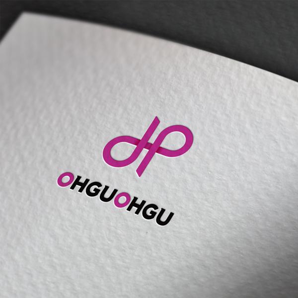 로고 + 명함 | 뷰티플랫폼 [오구오구] ... | 라우드소싱 포트폴리오