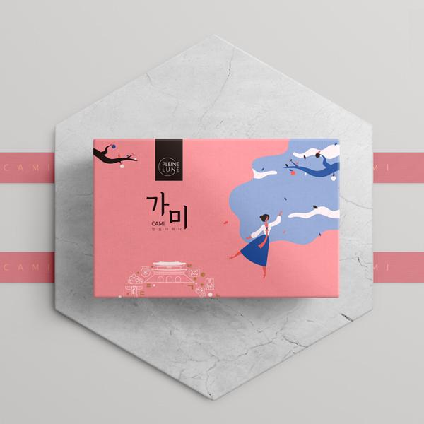 패키지 디자인   면세점 고급수제초콜릿 패...   라우드소싱 포트폴리오