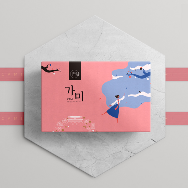 패키지 디자인 | 쁠렌느륀 | 라우드소싱 포트폴리오