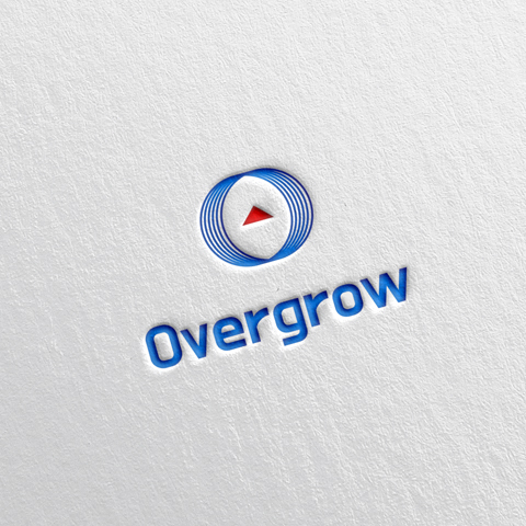 로고 디자인 | overgrow (오버그로우) | 라우드소싱 포트폴리오