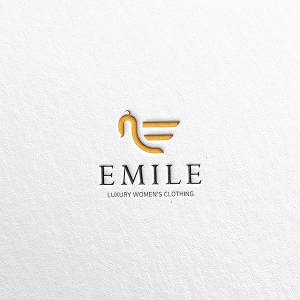 로고 디자인 | 에밀 EMILE | 라우드소싱 포트폴리오