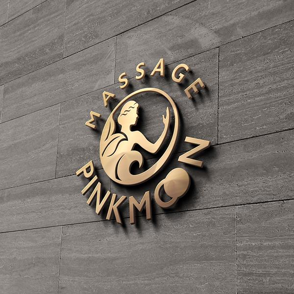 로고 디자인 | 마사지삽 BI 로고 의뢰... | 라우드소싱 포트폴리오