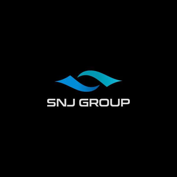 로고 + 명함 | (주)에스앤제이그룹 로고... | 라우드소싱 포트폴리오