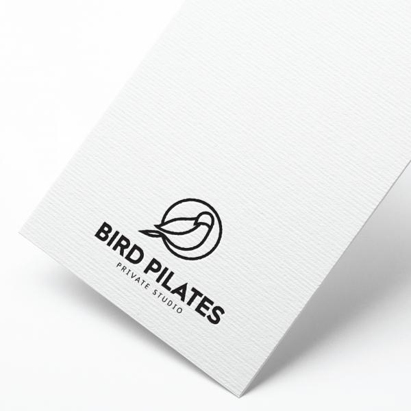 로고 디자인   Pilates   라우드소싱 포트폴리오
