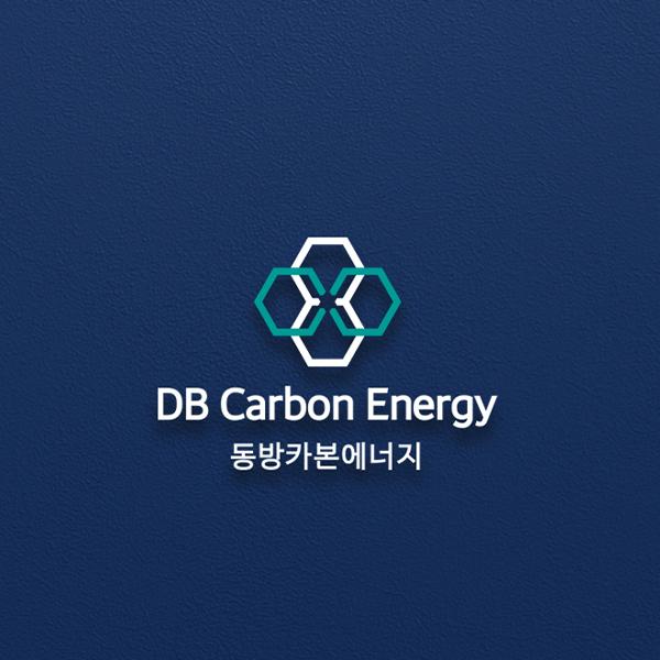 로고 + 명함   동방카본에너지    라우드소싱 포트폴리오