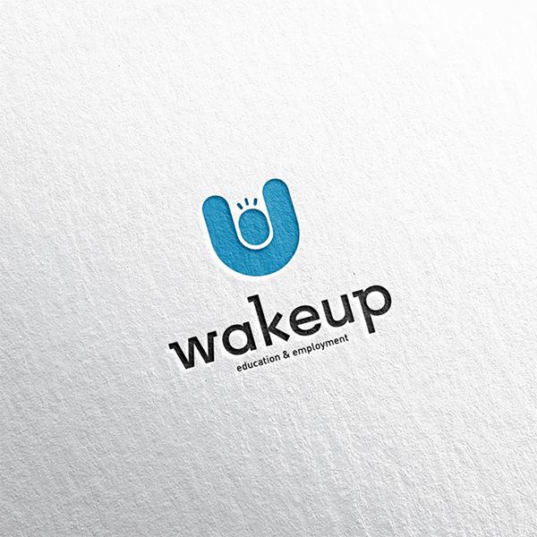 로고 디자인 | 웨이컵 | 라우드소싱 포트폴리오