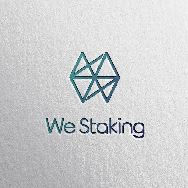 로고 디자인 | WeStaking | 라우드소싱 포트폴리오
