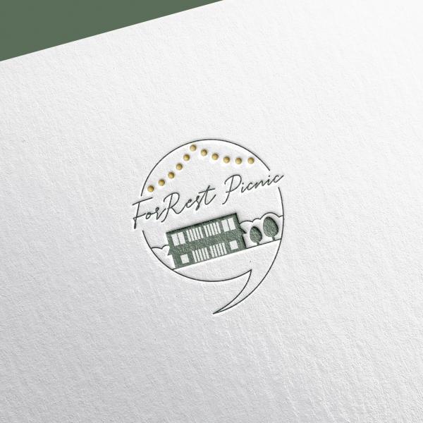 로고 + 명함 | 포레스트 피크닉 (ForRes... | 라우드소싱 포트폴리오
