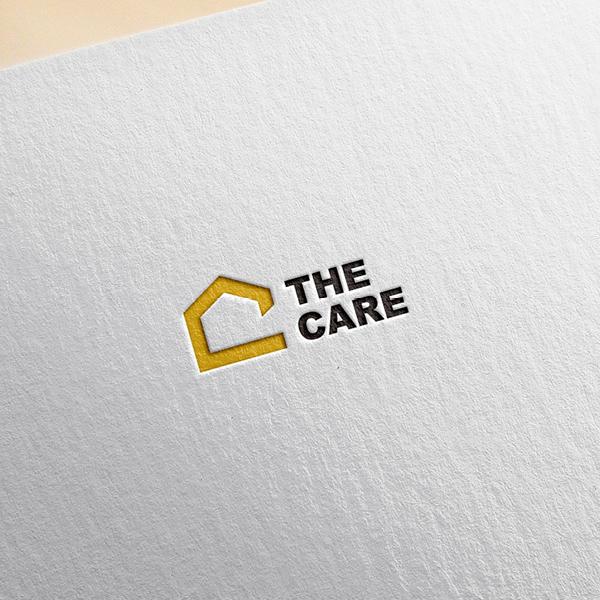 로고 디자인 | THE CARE  | 라우드소싱 포트폴리오