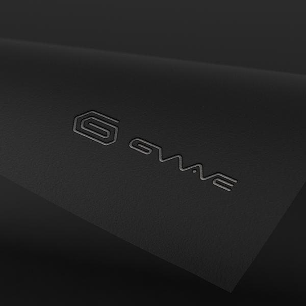 로고 + 명함 | (주)지웨이브 | 라우드소싱 포트폴리오