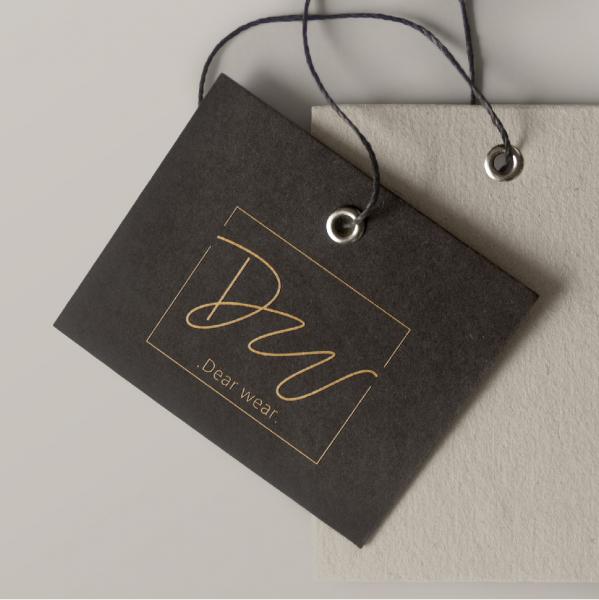 로고 디자인 | 디어웨어 (Dear wear) | 라우드소싱 포트폴리오