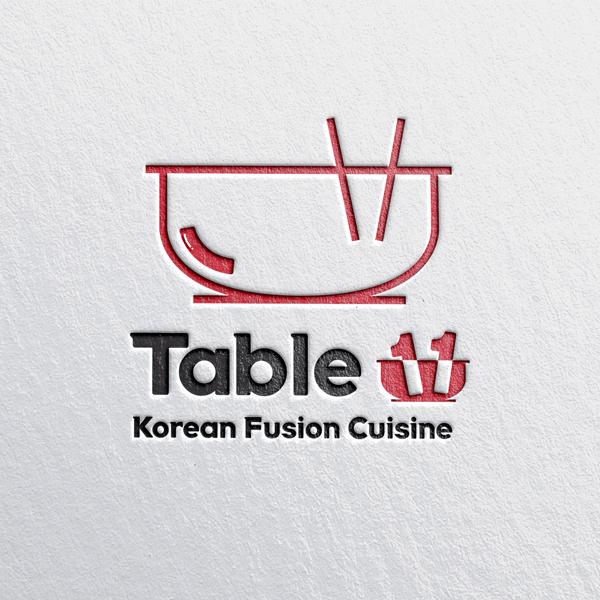 로고 + 간판 | Table 11 | 라우드소싱 포트폴리오