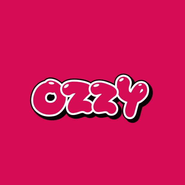 로고 디자인 | OZZY 로고 디자인 의뢰 | 라우드소싱 포트폴리오