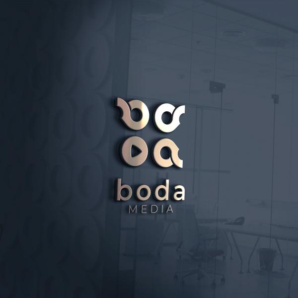 로고 + 명함 | 보다미디어 | 라우드소싱 포트폴리오