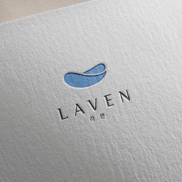 로고 디자인 | LAVEN(라븐) | 라우드소싱 포트폴리오