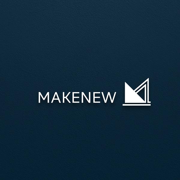 로고 + 명함 | makenew, 메이크뉴 | 라우드소싱 포트폴리오