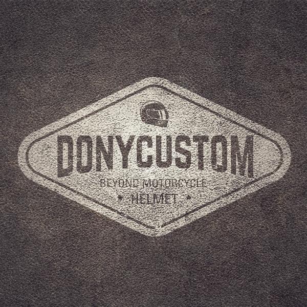 로고 디자인 |  도니 커스텀 DONY CUSTOM | 라우드소싱 포트폴리오