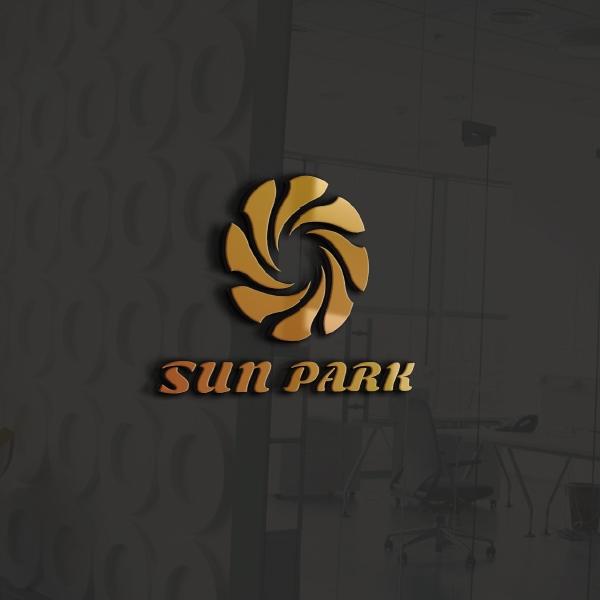 로고 + 간판 | 썬 파크 sun park | 라우드소싱 포트폴리오