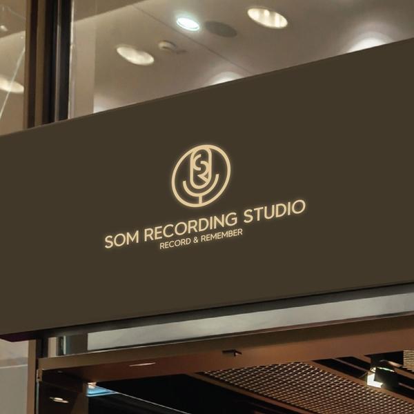 로고 디자인 | <솜레코딩스튜디오&... | 라우드소싱 포트폴리오