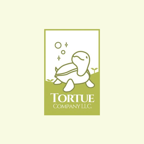로고 + 명함 | 토투컴퍼니, Tortue Co... | 라우드소싱 포트폴리오