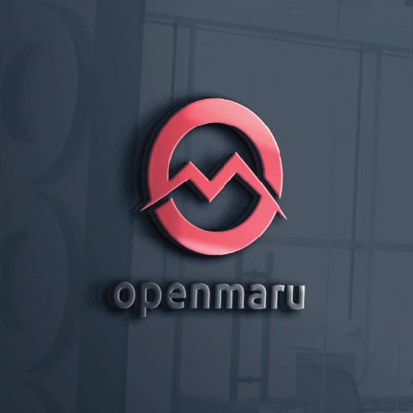 로고 디자인 | 오픈마루 브랜드 로고 | 라우드소싱 포트폴리오