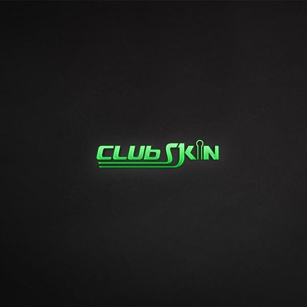 로고 디자인   CLUB SKIN (클럽스킨)   라우드소싱 포트폴리오