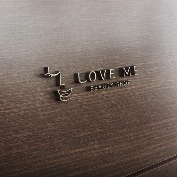 로고 디자인 | Love ME(러브미) | 라우드소싱 포트폴리오
