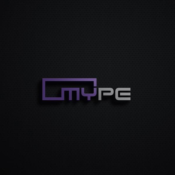 로고 + 명함   MYPE (마이프)   라우드소싱 포트폴리오