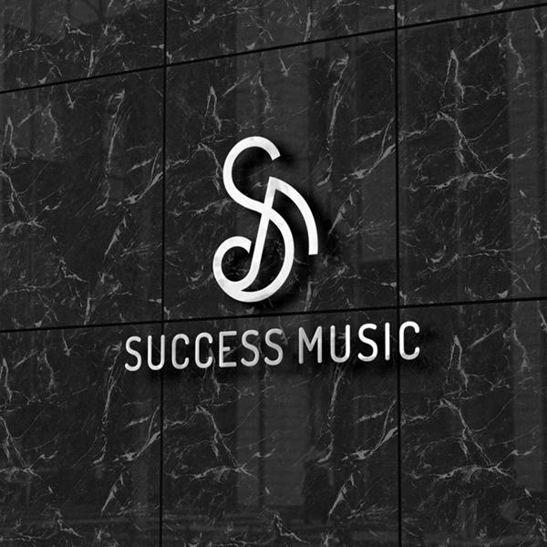 로고 + 명함 | 석세스뮤직 | 라우드소싱 포트폴리오