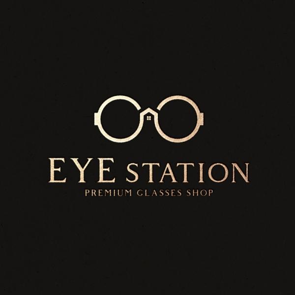 로고 디자인 | EYE Station | 라우드소싱 포트폴리오
