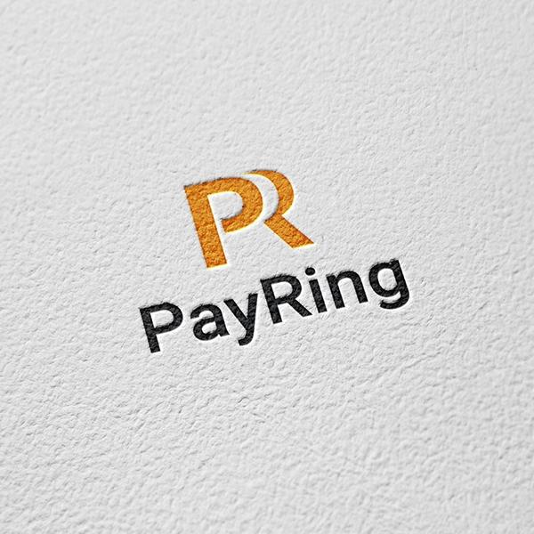 로고 디자인 | 페이링 payring 로... | 라우드소싱 포트폴리오
