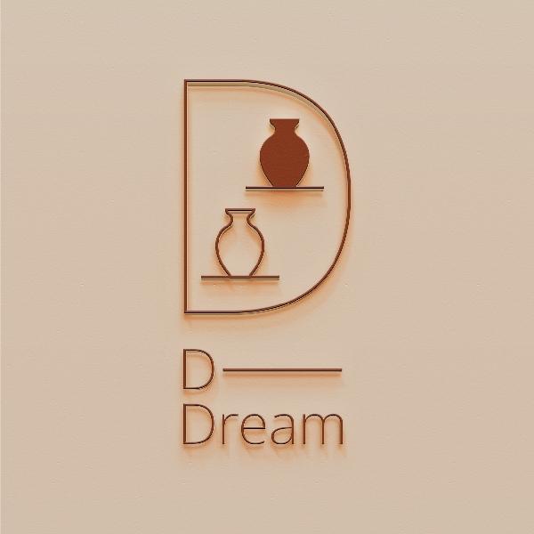 로고 디자인 | D Dream | 라우드소싱 포트폴리오