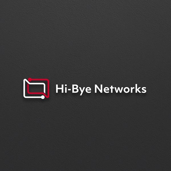 로고 + 명함 | Hi-Bye Networks | 라우드소싱 포트폴리오