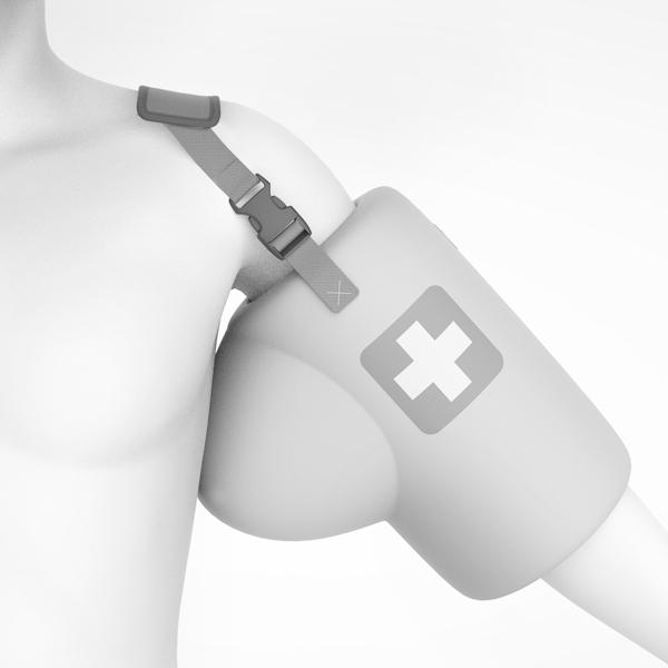 제품 디자인 | 누워 있는 환자의 팔을 ... | 라우드소싱 포트폴리오