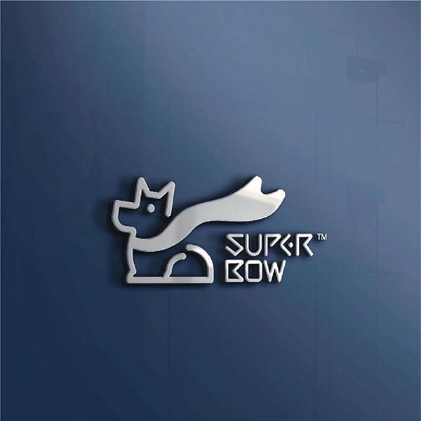 로고 + 간판 | 슈퍼바우(Superbow... | 라우드소싱 포트폴리오