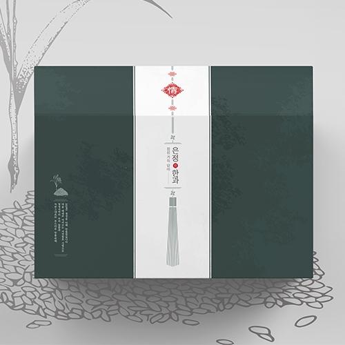 패키지 디자인 | 손잡이 박스 패키지 디자... | 라우드소싱 포트폴리오