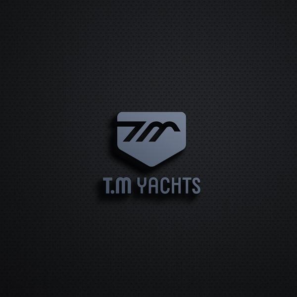 로고 + 명함 | 요트제작회사 로고 디자인 의뢰 | 라우드소싱 포트폴리오