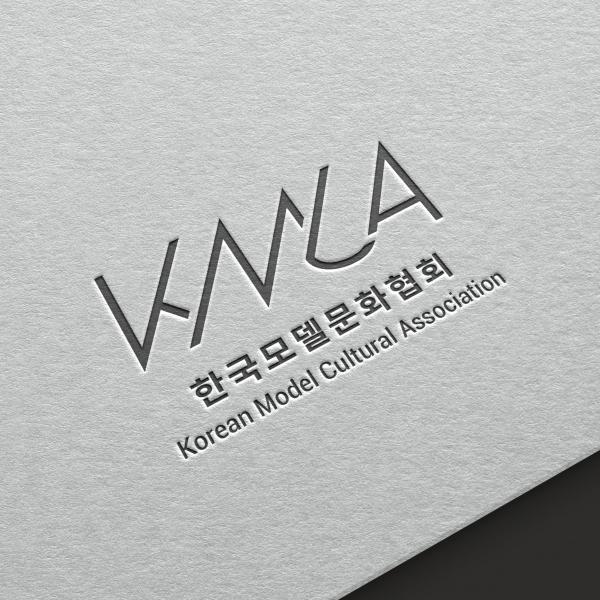 로고 + 명함 | 한국모델문화협회Korean M... | 라우드소싱 포트폴리오