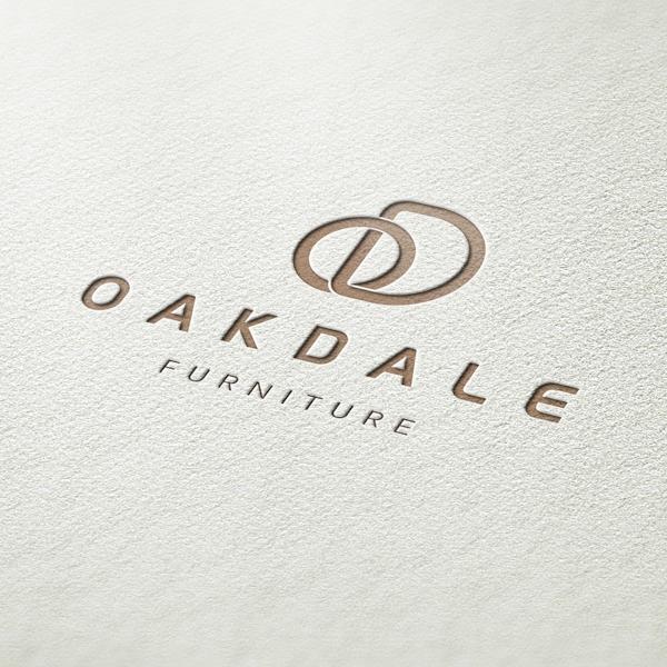 로고 + 명함 | 오크데일 | 라우드소싱 포트폴리오