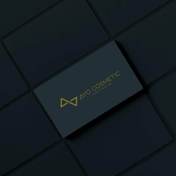 로고 + 명함 | 코스메틱업체 에이요코스메... | 라우드소싱 포트폴리오