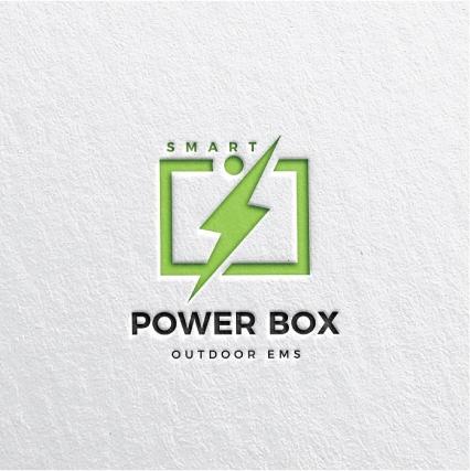 로고 디자인 | 파워박스(스마트분전반) ... | 라우드소싱 포트폴리오
