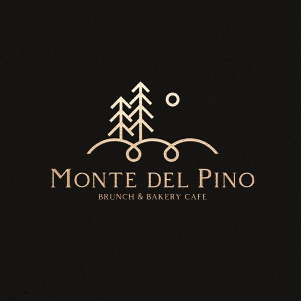 로고 디자인 | 몬떼델피노 | 라우드소싱 포트폴리오