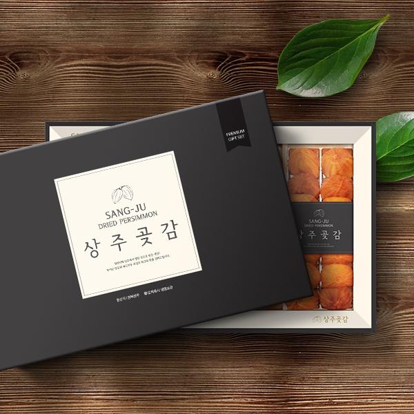 패키지 디자인 | 가야곶감포장 | 라우드소싱 포트폴리오