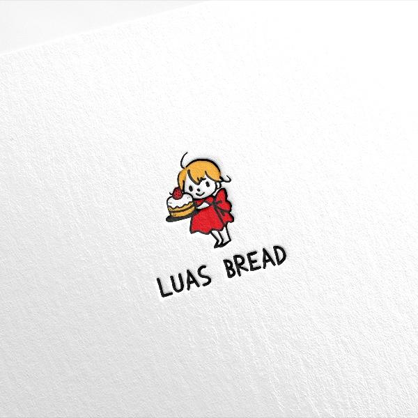 로고 + 명함 | 루아스브레드 로고 디자인... | 라우드소싱 포트폴리오