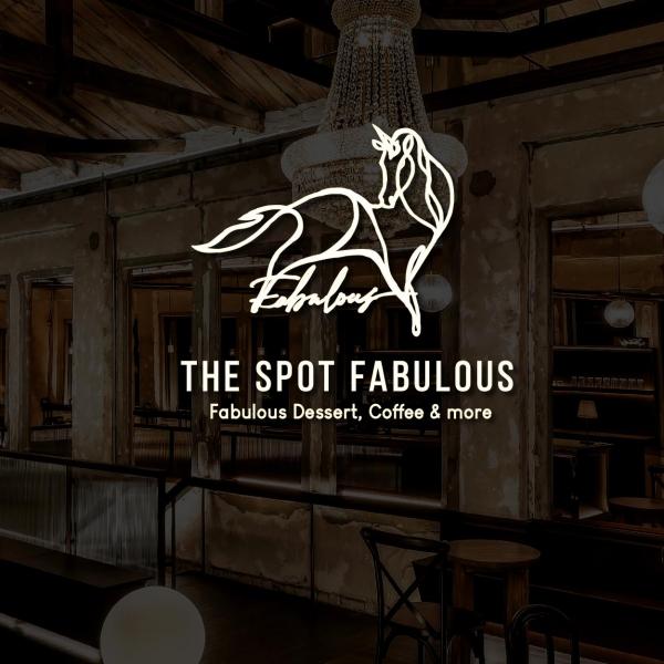 로고 + 명함 | 더 스팟 패뷸러스 | 라우드소싱 포트폴리오