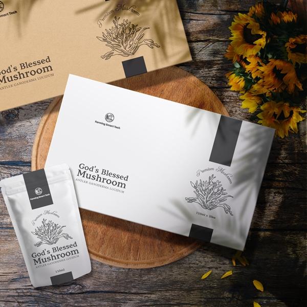 패키지 디자인 | 농업스마트테크(주) | 라우드소싱 포트폴리오