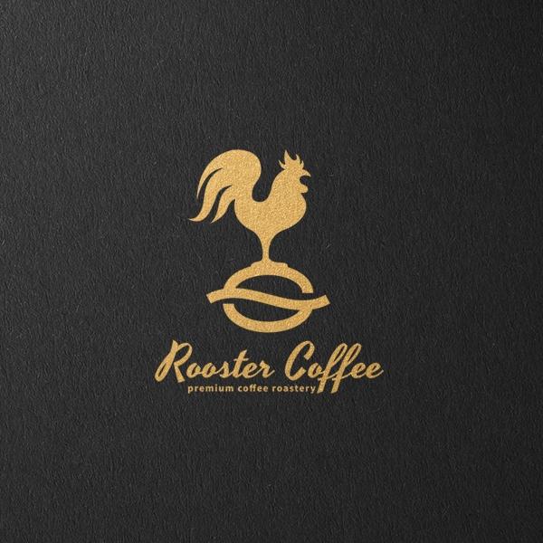 로고 디자인 | 루스터커피컴퍼니 원두 납... | 라우드소싱 포트폴리오