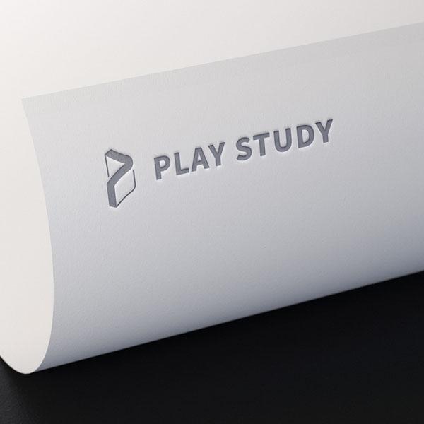 로고 디자인 | PlayStudy 출판사... | 라우드소싱 포트폴리오